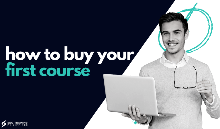 how to buy your first course