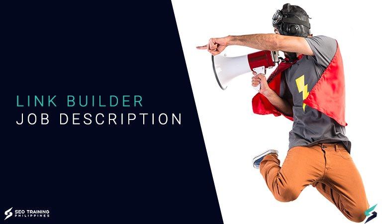 link builder job description